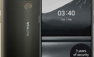 SIM Free Nokia 3.4 32GB Mobile Phone - Charcoal