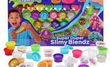 Cra Z Slimy Super Duper Blendz Set