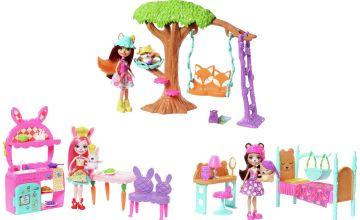 Enchantimals Dolls and Room Assortment