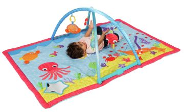 Chad Valley Ocean Deluxe Baby Gym