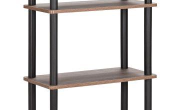 Argos Home New Verona 3 Shelf Bookcase