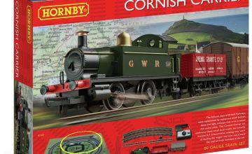 Hornby Hobbies Cornish Carrier Train Set