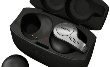 Jabra Elite 65t In-Ear True Wireless Headphones - Black