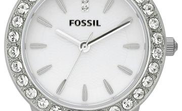 Fossil Ladies Jesse ES2362 Stainless Steel Bracelet Watch
