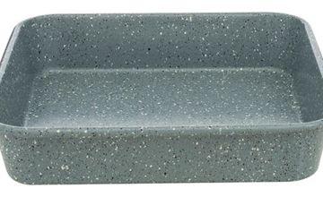 Sainsbury's Home 24cm Square Stone Effect Traybake Tin