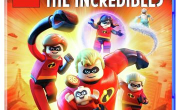 LEGO Incredibles PS4 Game