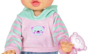 Baby Wow Walking Megan Doll