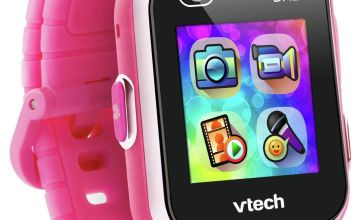 VTech Kidizoom Dual Camera Smart Watch - Pink