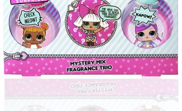 LOL Surprise for Kids Mystery Fragrance Gift Set - 3 x 30ml