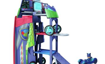 PJ Masks 2-in-1 Mobile HQ Playset
