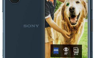SIM Free Sony Xperia 5II 5G 128GB Mobile Phone - Blue