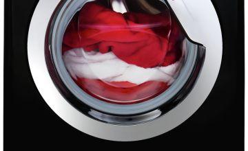 Hoover DXOA410C3B 10KG 1400 Spin Washing Machine - Black