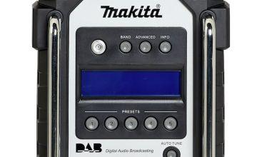 Makita DAB DMR109 Workshop Radio
