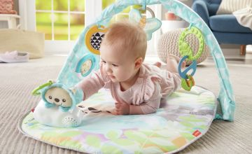 Fisher-Price Butterfly Dreams Musical Playtime Baby Gym