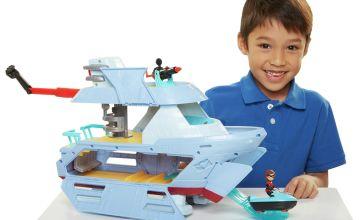 Incredibles 2 Hydroliner Playset