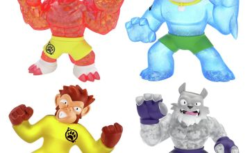 Heroes of Goo Jit Zu Figure - 4 Pack