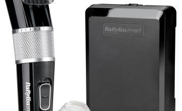 BaByliss for Men Carbon Steel Hair Clipper 7468U