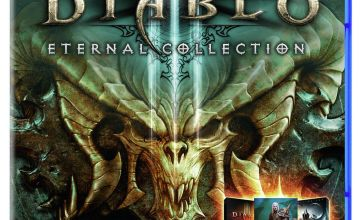 Diablo 3 Eternal Collection PS4 Game