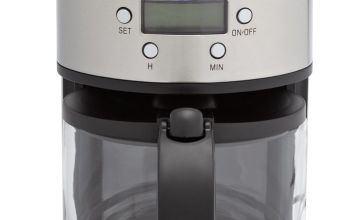 Cookworks CM2069ST Filter Coffee Machine