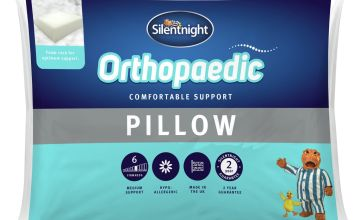 Silentnight Orthopaedic Support Firm Pillow