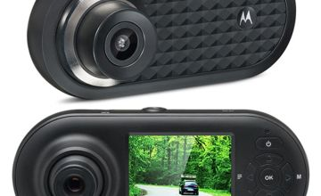 Motorola MDC500 Front and Rear Dash Cam