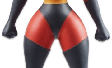 Stretch Mini Mrs Incredible