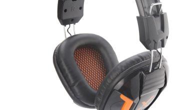 X Rocker XH1 Xbox One, PS4, PC Headset - Black