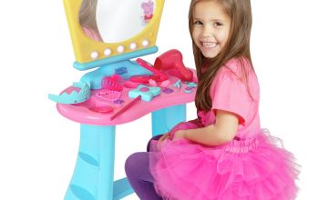 Peppa's Dressing Table
