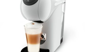 Nescafe Dolce Gusto Genio S Pod Coffee Machine - White
