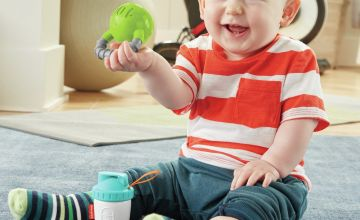 Fisher-Price Baby Bicep Gift Set