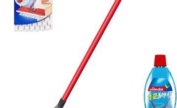 Vileda 1,2 Spray Mop Kit.