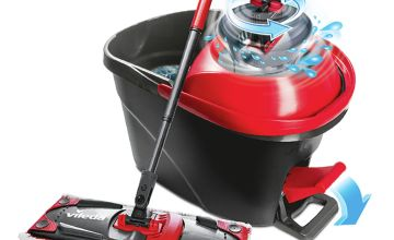 Vileda EasyWring and Clean UltraMat Mop and Bucket Set