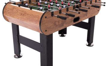 Hy-Pro 4ft 6 Inch Striker Football Table