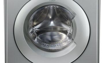 Indesit BWD71453SUK 7KG 1400 Spin Washing Machine - Silver