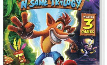 Crash Bandicoot N. Sane Trilogy Nintendo Switch Game