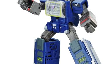 Transformers Bumblebee Greatest Hits Soundwave & Doombox