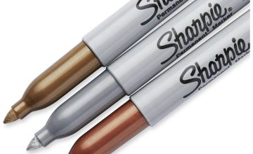 Sharpie Assorted Metallic Markers