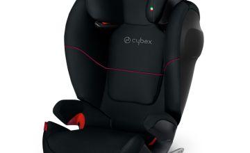 Cybex Solution M-Fix SL Scuderia Ferrari Group 2/3 Car Seat
