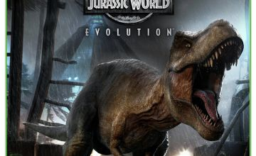 Jurassic World Evolution Xbox One Game