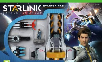 Starlink Starter Pack Xbox One Game