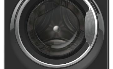 Hotpoint NM11946BCA 9KG 1400 Washing Machine - Black