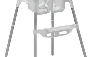 Cuggl Pickle Highchair - White