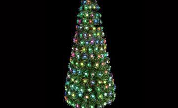 Premier Decorations 1.2 Metre Colour Changing Tree