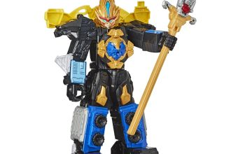 Power Rangers Beast Morphers Beast-X King Ultrazord Figure