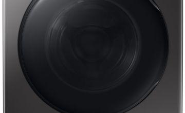 Samsung WD80TA046BX/EU 8/5KG Ecobubble Washer Dryer Graphite
