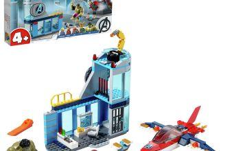 LEGO Marvel Avengers Wrath of Loki Set - 76152