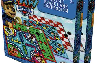 Nickelodeon PAW Patrol Games Compendium