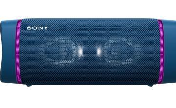 Sony SRS-XB33 Bluetooth Portable Speaker - Blue