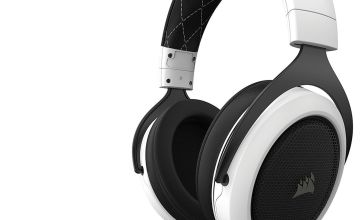 Corsair HS70 Wireless PS4, PC Headset - White