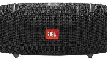 JBL Xtreme 2 Bluetooth Portable Speaker - Black